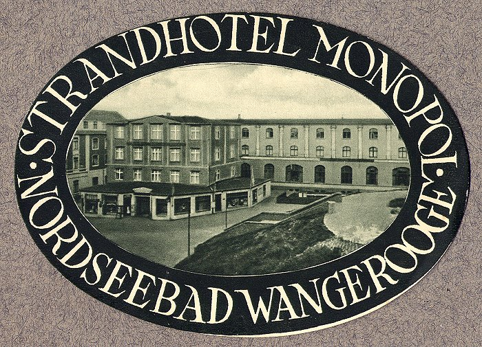 Strandhotel monopol